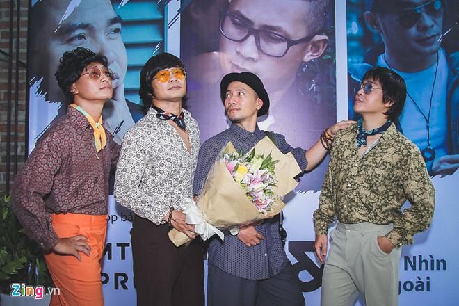 Nhóm MTV không ngại bị fan của Sơn Tùng M-TP 'ném đá'