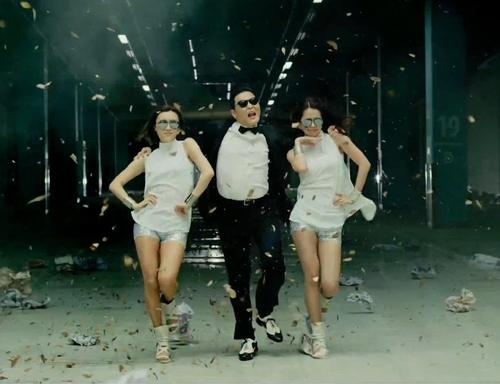 10 bài hát được nghe nhiều nhất 2012