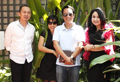 Mỹ Linh lần đầu hát với Thanh Lam