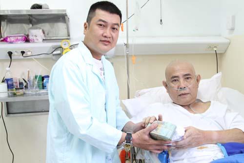 Nhạc sĩ Thanh Liêm lâm bệnh nặng